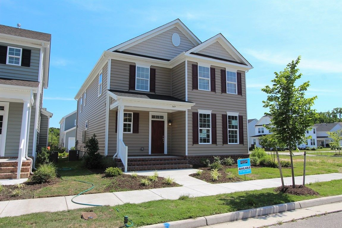 Single Family for Sale at New Port At Victory - The Cumberland 256 Harmony Dr Portsmouth, Virginia 23701 United States