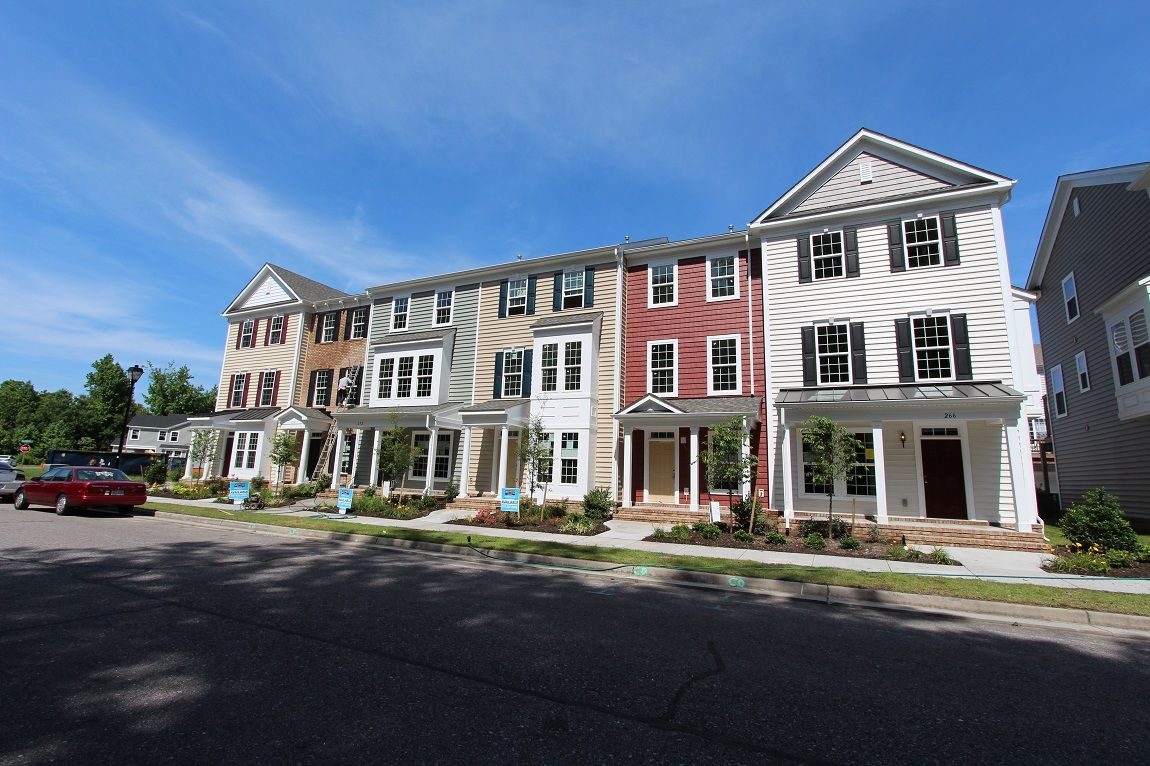 Multi Family for Sale at New Port At Victory - The Nansemond 256 Harmony Dr Portsmouth, Virginia 23701 United States
