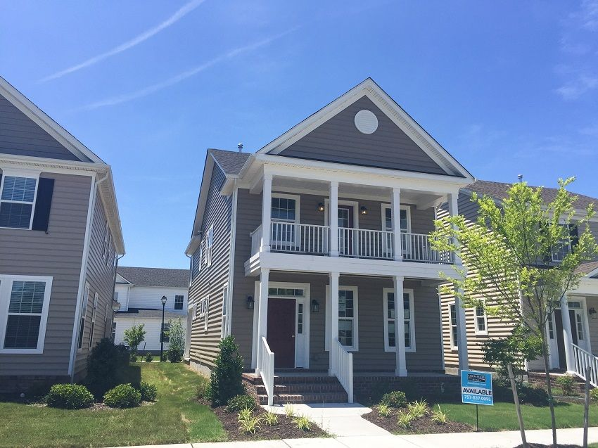 Single Family for Sale at New Port At Victory - The Merrimack 256 Harmony Dr Portsmouth, Virginia 23701 United States