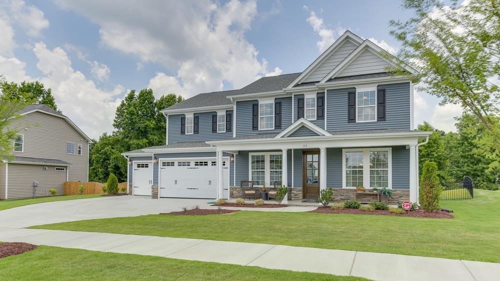 Single Family for Active at The Harmony 313 Hooper Circle Clayton, North Carolina 27520 United States