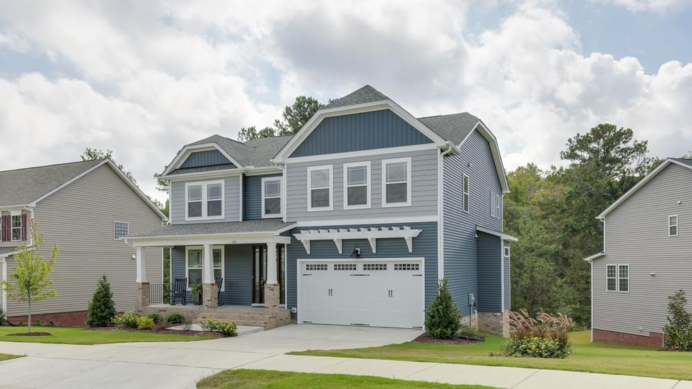 Single Family for Active at The Serenade Basement 1304 Caspian Drive Knightdale, North Carolina 27545 United States