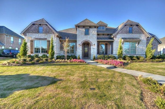 Single Family for Sale at Jefferson 828 Faith Trail Heath, Texas 75032 United States