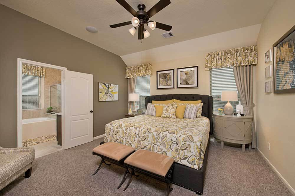 Single Family for Sale at Elena Plan 128 Cobble Medley Court Willis, Texas 77318 United States