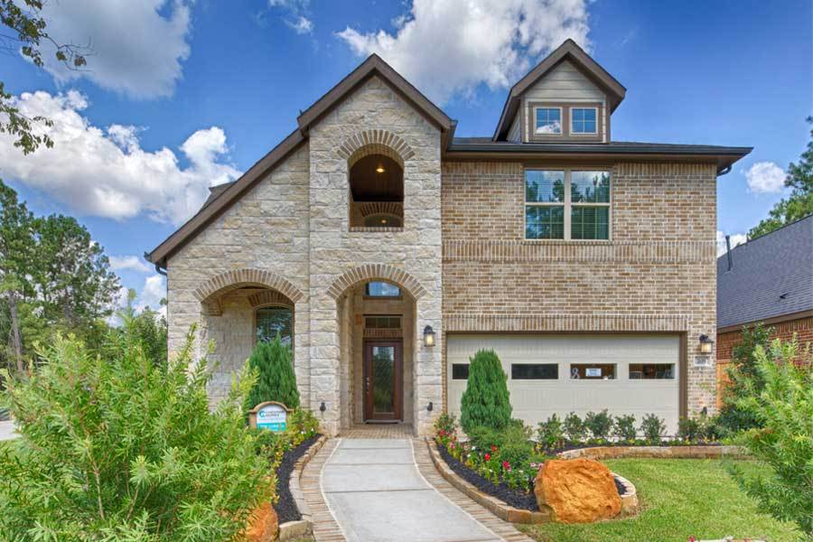 Single Family for Sale at Lorena Plan 115 Cobble Medley Court Willis, Texas 77318 United States