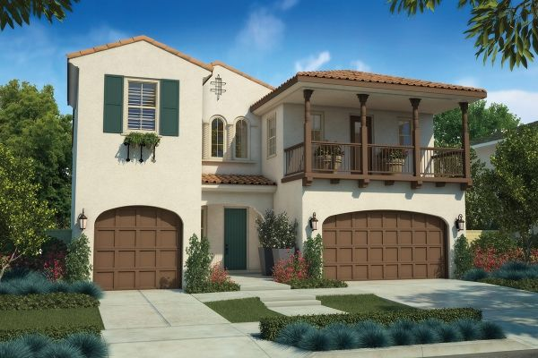 Single Family for Sale at Monterra At Five Knolls - Residence Three 27679 Camellia Drive Santa Clarita, California 91350 United States