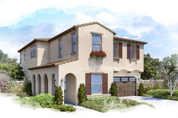 Single Family for Sale at Christopher Homes At Ladera Ranch - Residence One 3 Molly Loop Ladera Ranch, California 92694 United States