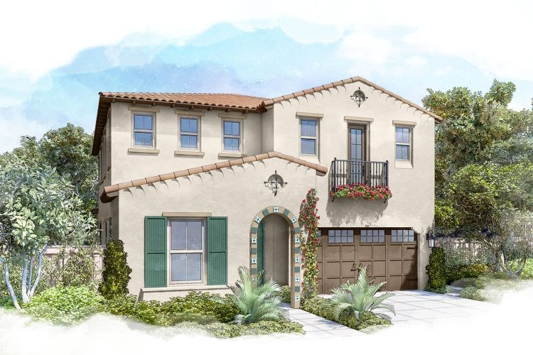 Single Family for Sale at Christopher Homes At Ladera Ranch - Residence Two 3 Molly Loop Ladera Ranch, California 92694 United States