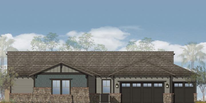 Unifamiliar por un Venta en Fountaingrove - Plan 5y 3615 Aaron Court Santa Rosa, California 95404 United States