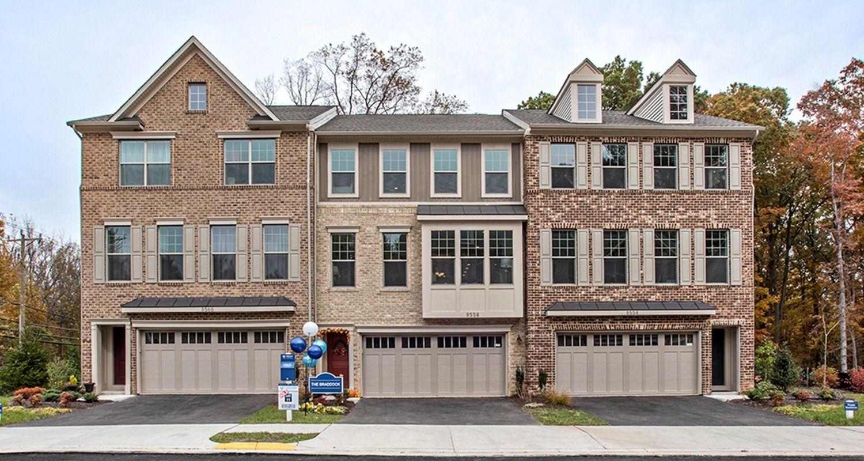 Multi Family for Active at Townes At Burke Lake Crossing - Braddock 9537 Burke Lake Road Burke, Virginia 22015 United States