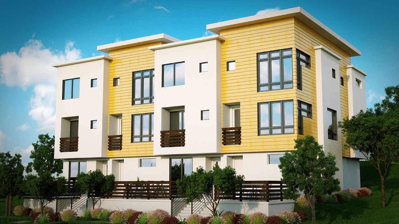 Multi Family for Sale at South City Place - Townhome - Residence 5 1256 Mission Road South San Francisco, California 94080 United States