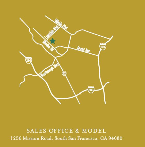Multi Family for Sale at Townhome - Residence 5 1248 Edmonson Way South San Francisco, California 94080 United States