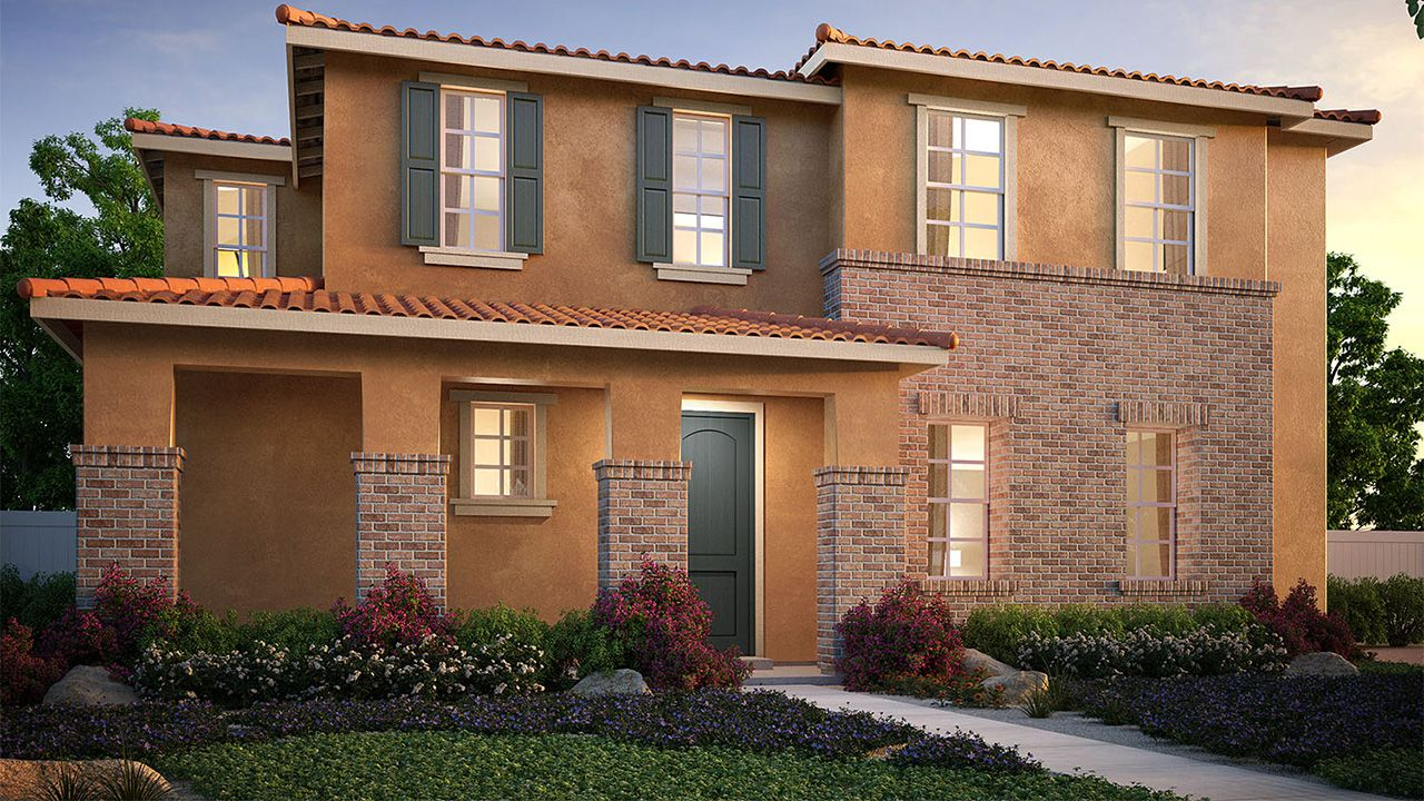 Single Family for Sale at The Citrus Collection - Plan 2 1411 Lotus Court West Covina, California 91791 United States