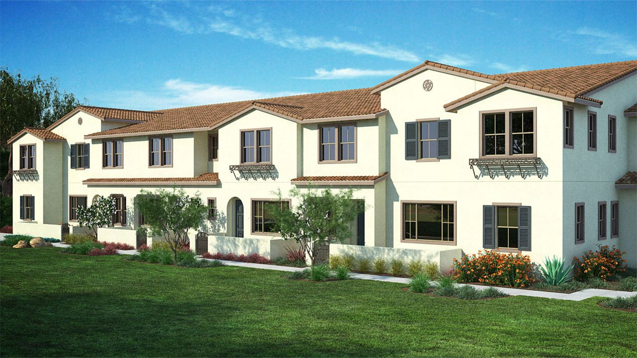 Multi Family for Sale at Santee Mission Trails Collection - Residence Three 8746 Bushy Hill Drive Santee, California 92071 United States