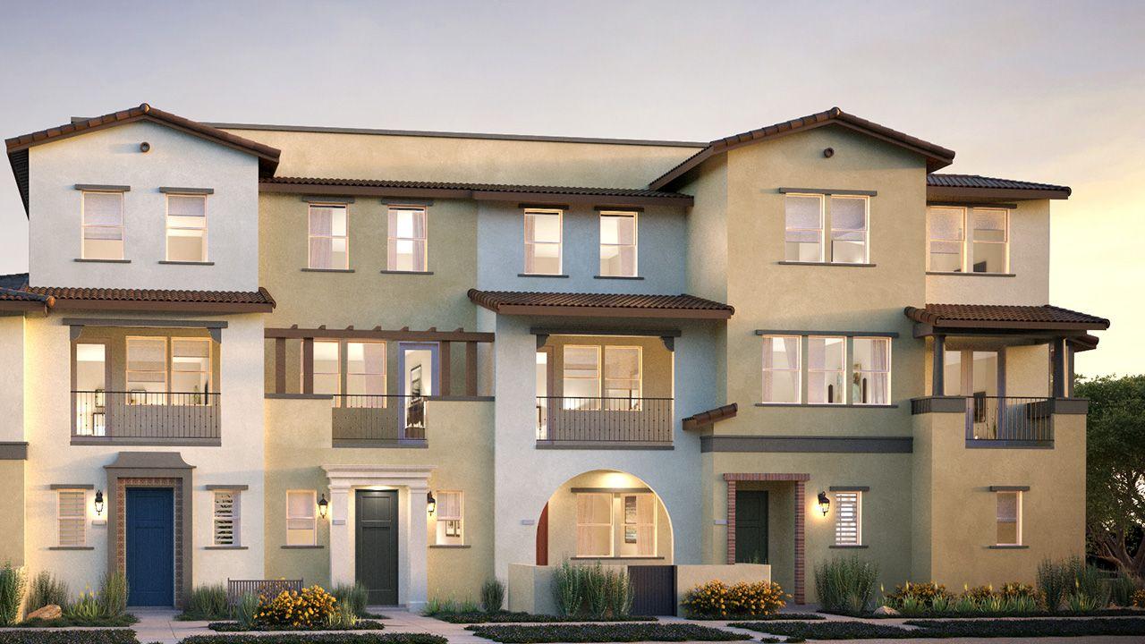 'Single Family' building or community at 'Santa Ana Collection Santa Ana, California 92704 United States'