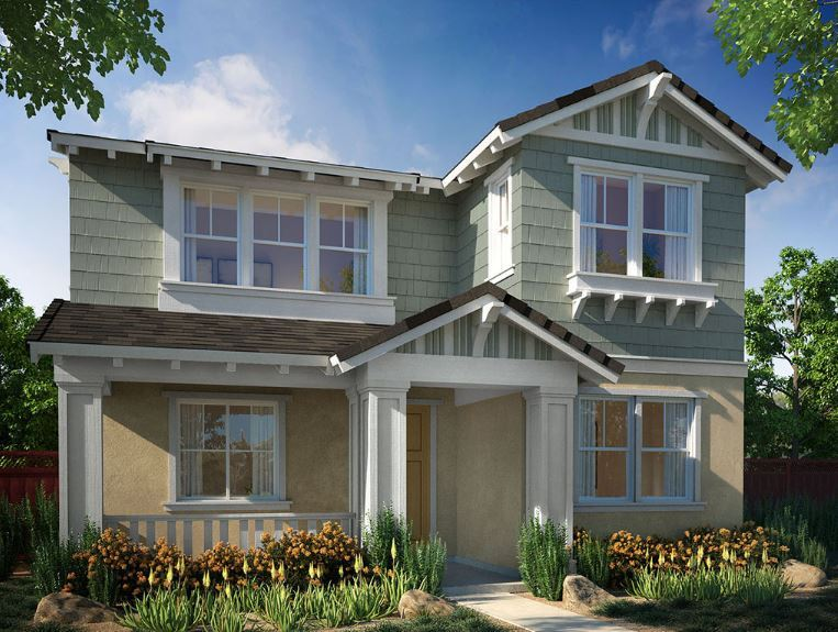 Single Family for Sale at Beachwood - Plan 2 1018 Rodriguez St Santa Cruz, California 95062 United States