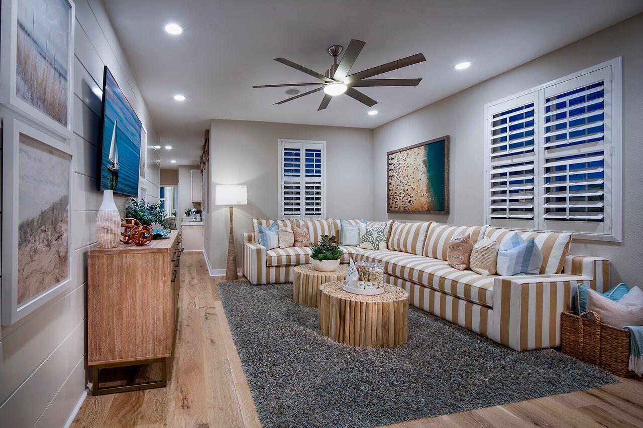 Single Family for Sale at Plan 2 20 Lola Way Santa Cruz, California 95062 United States