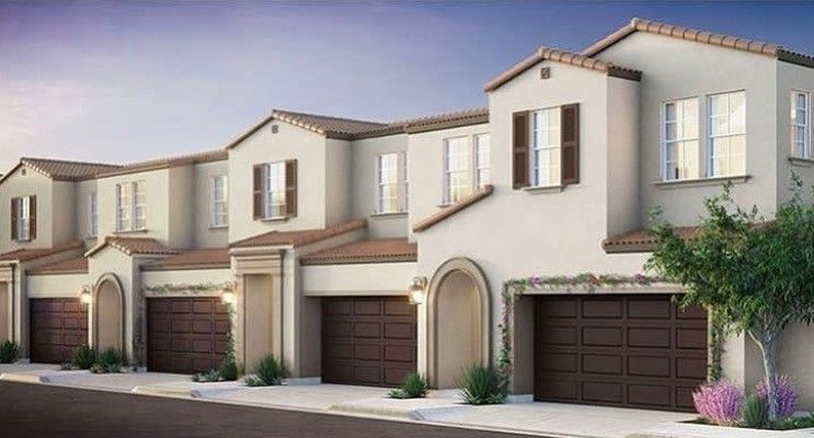 Single Family for Sale at Oxford Row - Cypress-Plan3 5400 Orange Ave Cypress, California 90630 United States