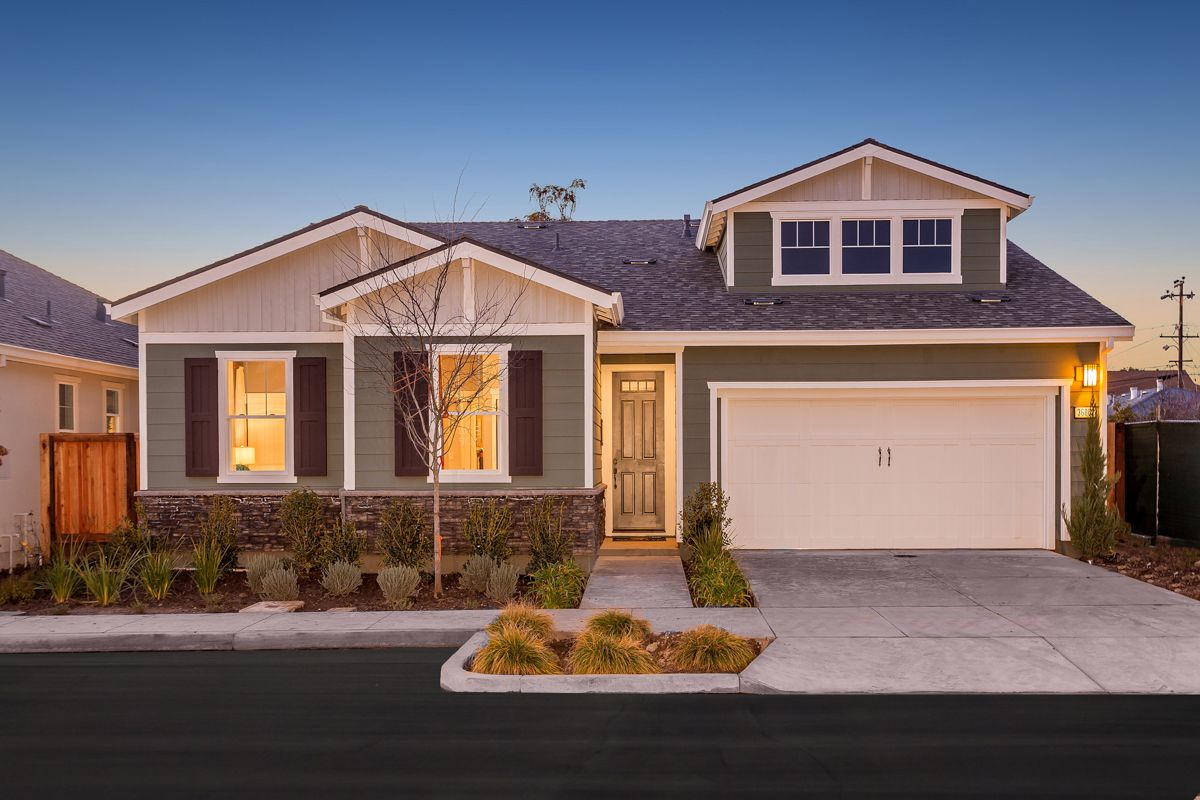 Single Family for Sale at Classics At Cedar Park - Plan 1 36120 Ruschin Drive Newark, California 94560 United States