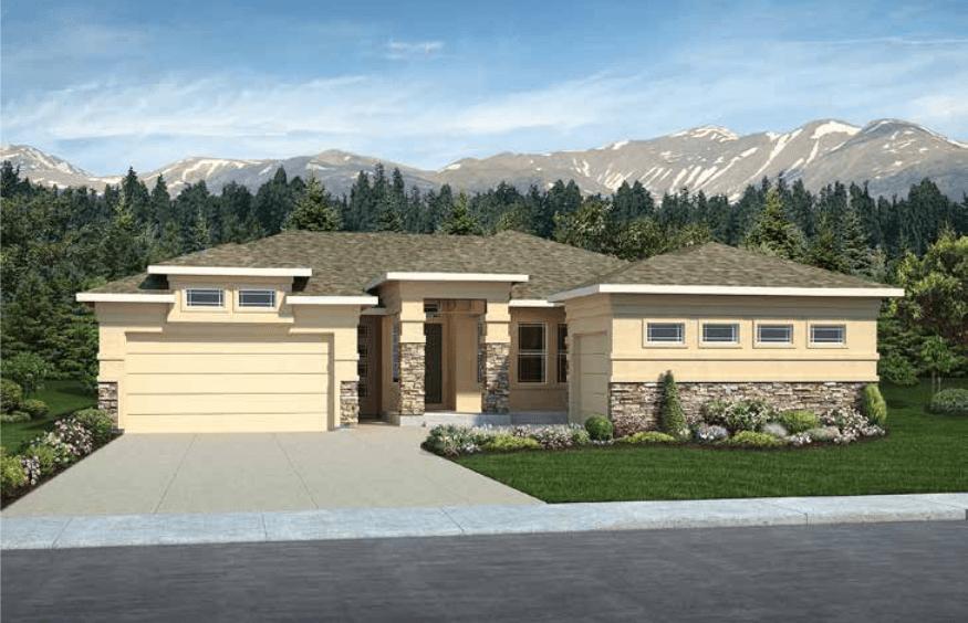 2015 Walnut Creek Court, Flying Horse, CO Homes & Land - Real Estate