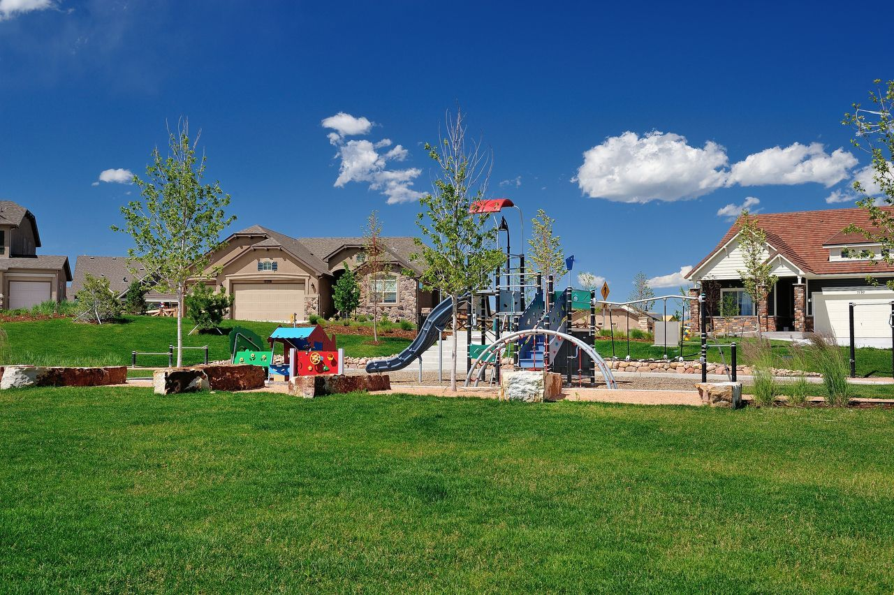 Banning lewis ranch new homes in colorado springs co by for Modern homes colorado springs