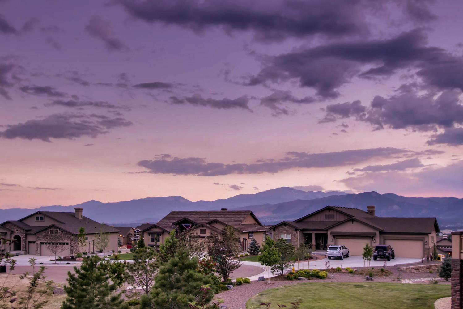 Additional photo for property listing at Flying Horse - St. James 2057 Ripple Ridge Road Colorado Springs, Colorado 80921 United States