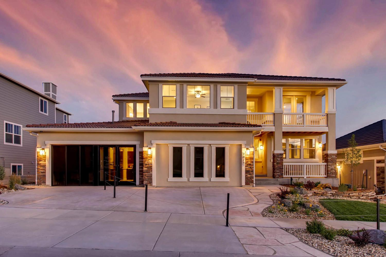Single Family for Active at Grand Mesa 2015 Walnut Creek Court Colorado Springs, Colorado 80921 United States