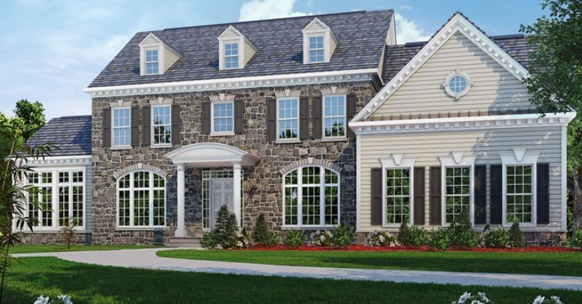 Unifamiliar por un Venta en Classic Homes Of Maryland - Custom Build On Your Lot (Annapo - The Lancaster Annapolis, Maryland 21401 United States
