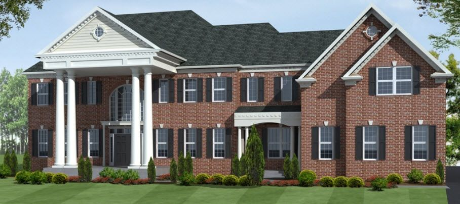 单亲家庭 为 销售 在 Classic Homes Of Maryland - Custom Build On Your Lot (Annapo - The Washington Annapolis, Maryland 21401 United States