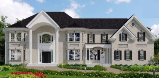 Additional photo for property listing at Classic Homes Of Maryland - Custom Build On Your Lot (Potoma - The Washington  Potomac, Maryland 20854 United States