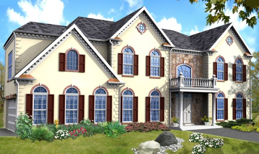 Classic Homes Of Maryland Custom Build On Your Lot