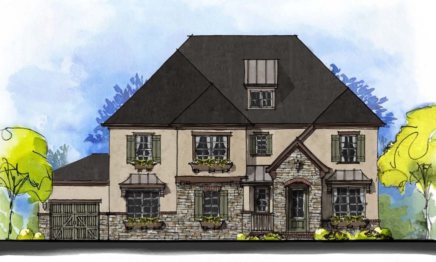 Single Family for Sale at Torance - Tiburon Sl 8442 Gilead Rd Huntersville, North Carolina 28078 United States