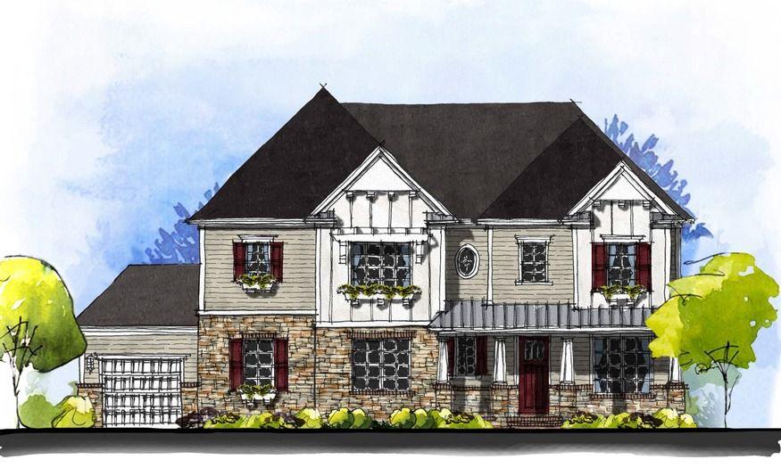 Single Family for Sale at Torance - Portola Sl 8442 Gilead Rd Huntersville, North Carolina 28078 United States