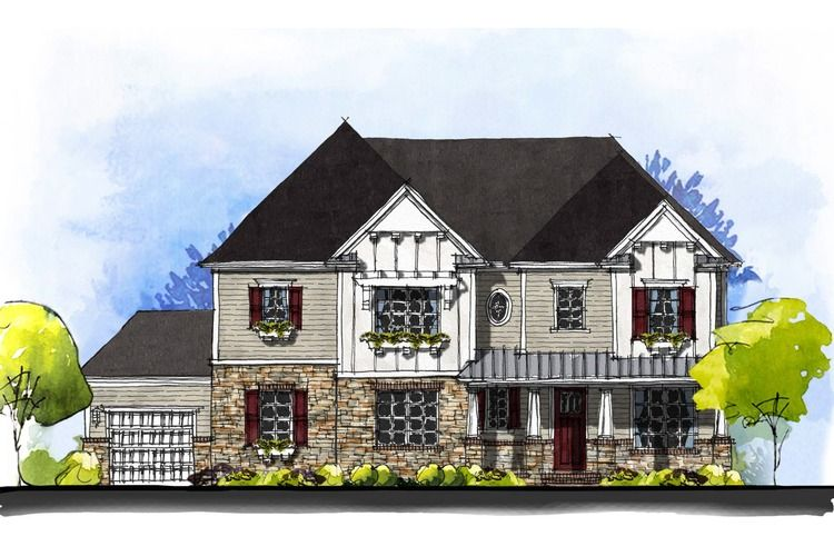 Single Family for Sale at Portola Sl 9020 Golden Rock Lane Huntersville, North Carolina 28078 United States