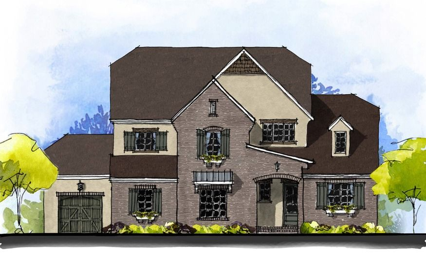 New Homes Cureton Waxhaw Nc