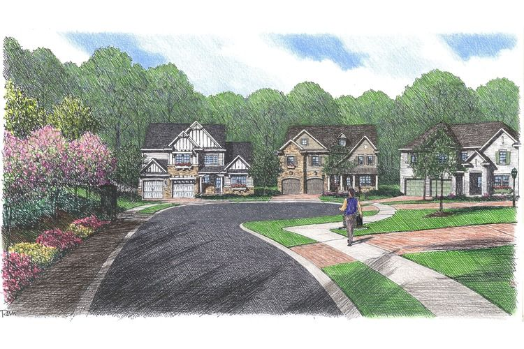 Single Family for Sale at Portola Fl 1920 Plaza End Trace Charlotte, North Carolina 28205 United States