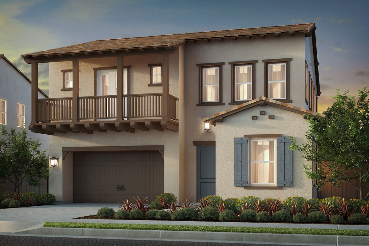 Famille unique pour l Vente à Residence Two 217 Geyser Irvine, California 92618 United States