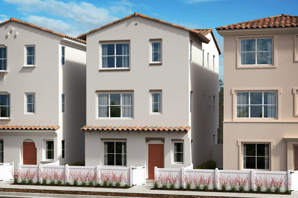 Single Family for Active at Euclid Place - Residence Two 1697 W. Rhombus Lane Anaheim, California 92802 United States