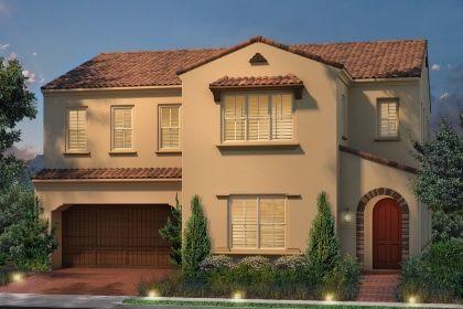 Single Family for Sale at Palo Alto At Stonegate - Residence Three Modeled 53.5 Bainbridge Irvine, California 92620 United States