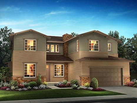 Single Family for Sale at Colliers Hill - Morning Star - Shea Homes 411 Dusk Place Erie, Colorado 80516 United States