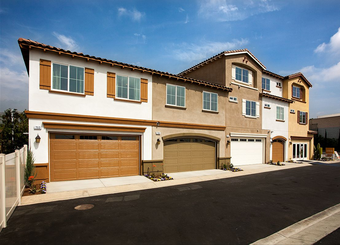 citrus junction new homes in azusa ca by comstock homes