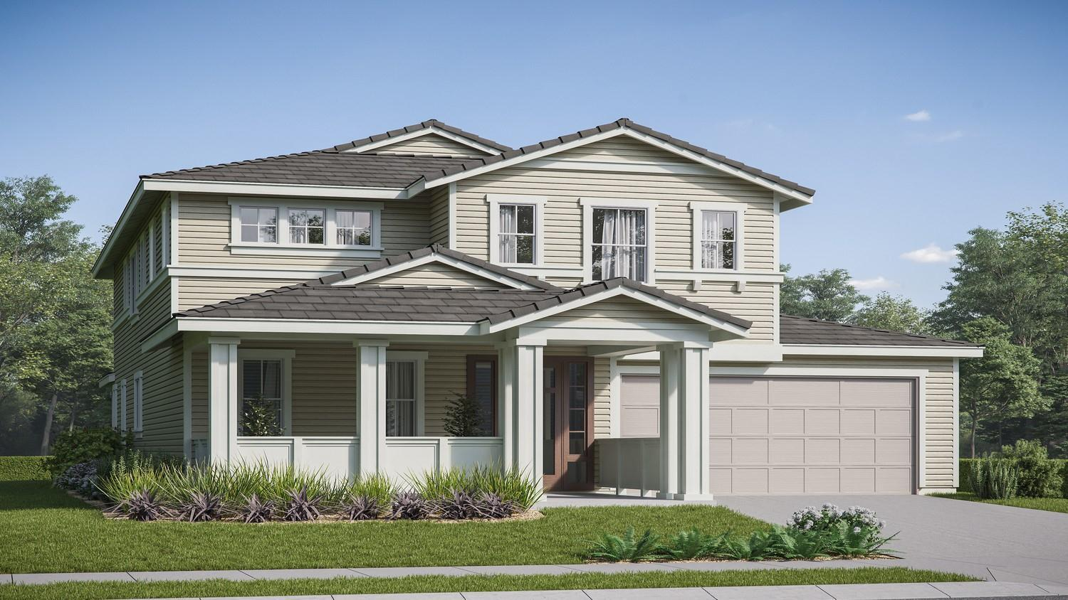 Single Family for Active at Heritage Grove - Residence 4 105 Teakwood Fillmore, California 93015 United States