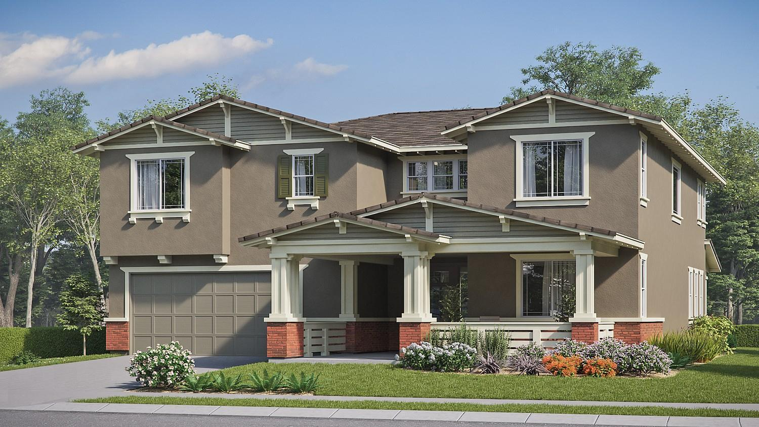 Single Family for Active at Heritage Grove - Residence 6 105 Teakwood Fillmore, California 93015 United States