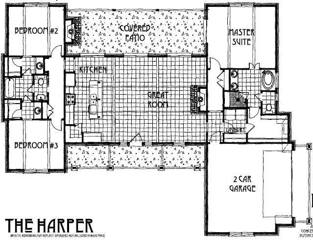 Concept Builders Harper Tulsa Home Builders