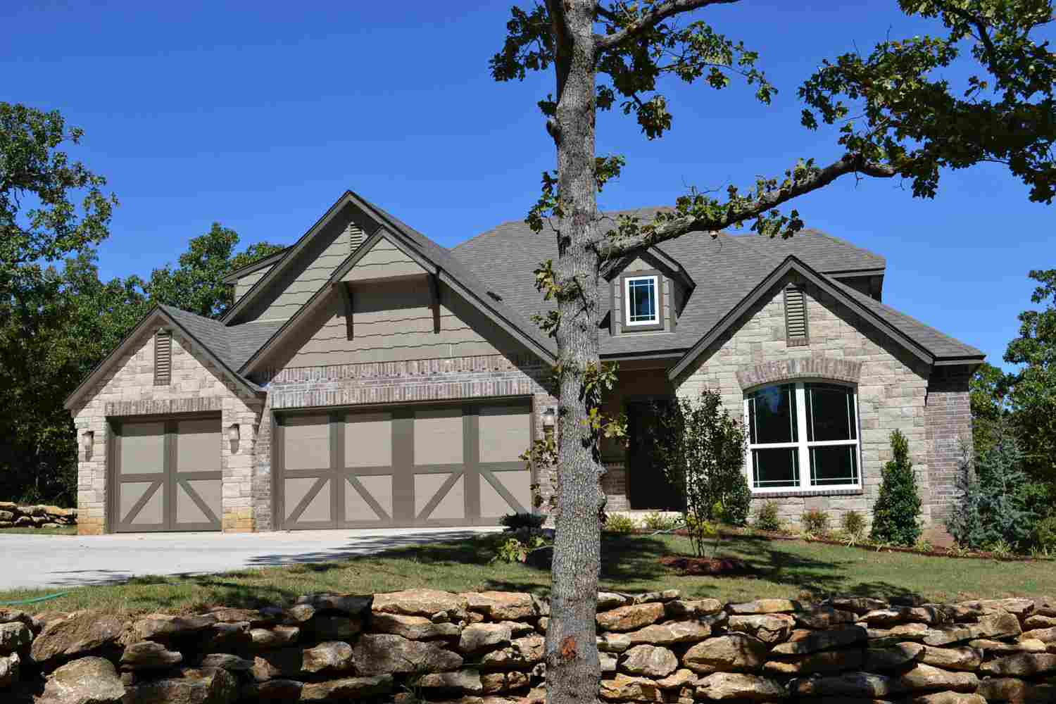 Shadow Creek New Homes In Sand Springs Ok By Concept