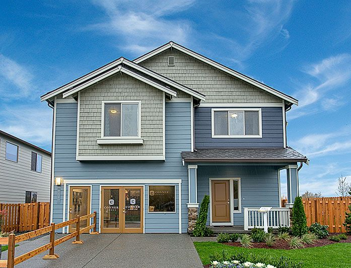 Single Family for Sale at Perkins Prairie - Residence 2 1492 Van Sickle Ave Buckley, Washington 98321 United States