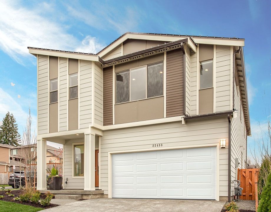Single Family for Sale at Perkins Prairie - Residence 7 1492 Van Sickle Ave Buckley, Washington 98321 United States