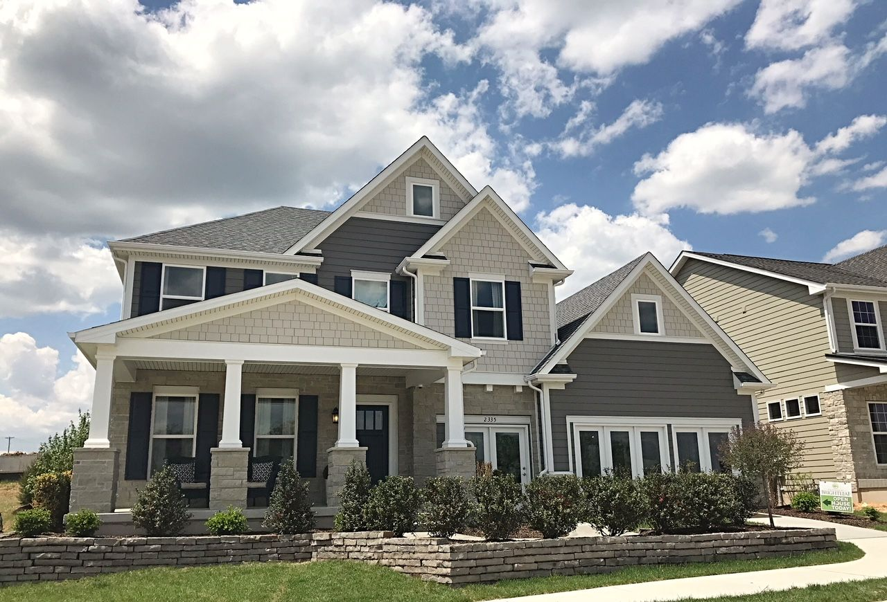 Single Family for Active at Sierra Premier 16840 Red Dragon Place Wildwood, Missouri 63011 United States