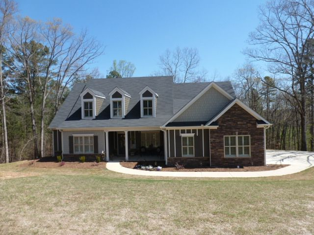 Single Family for Sale at Riverbend At Bear Creek - The Gramercy 237 Rapids Drive Bogart, Georgia 30622 United States
