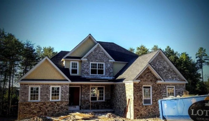 Single Family for Sale at Sterling On The Lake - The Reagan 6706 Birch Bark Way Flowery Branch, Georgia 30542 United States