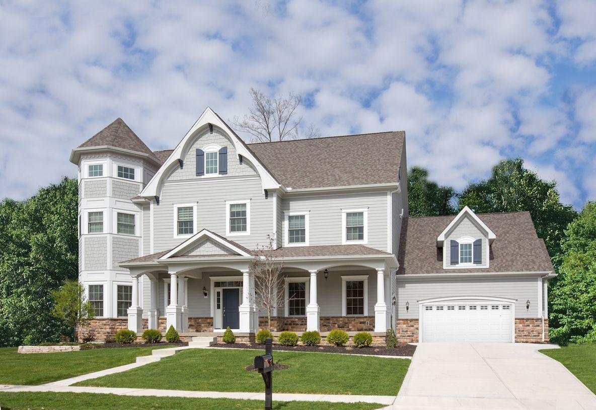 单亲家庭 为 销售 在 Coppertree Homes - Boyl - #329- Jerome Village 11363 Winterberry Drive Plain City, Ohio 43064 United States